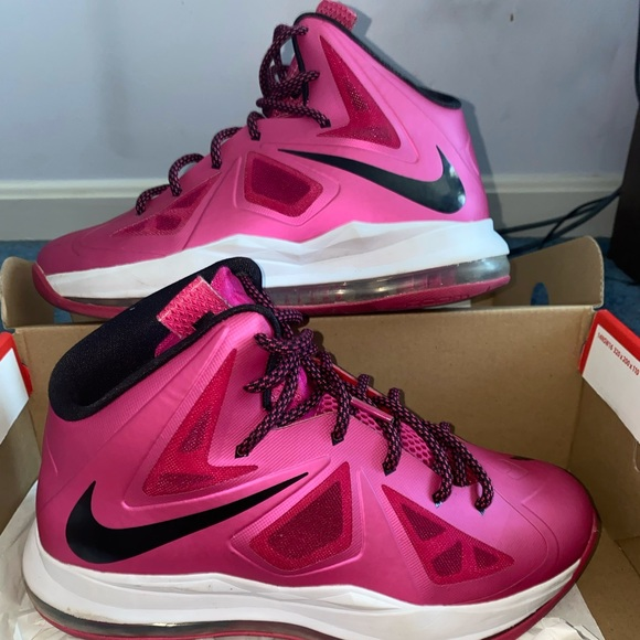 Nike Shoes | Pink Lebrons Size 65